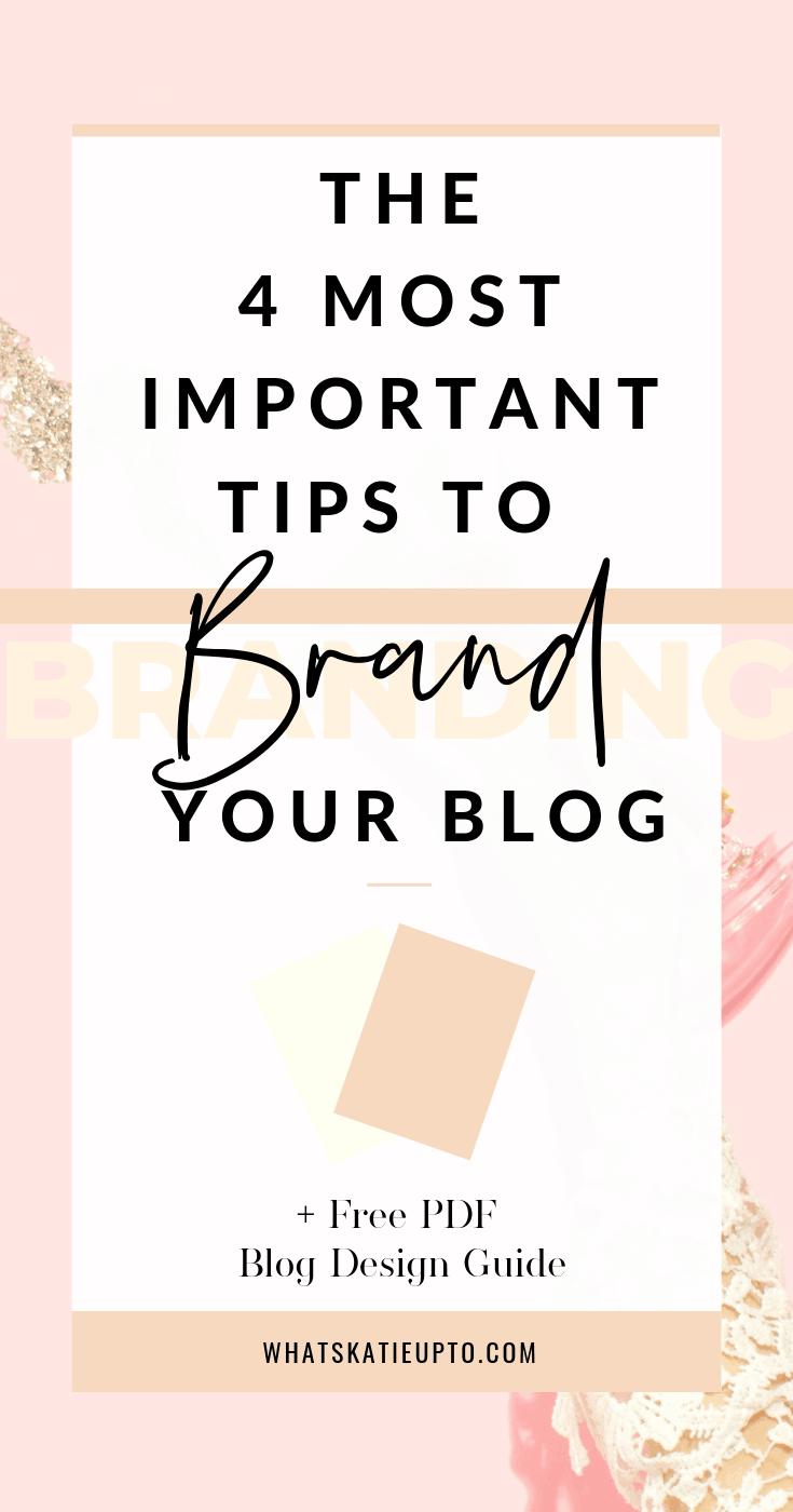 Blog Branding Guide